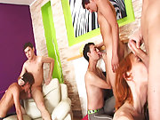 Gay male group sex origies post thumbnail pics free...
