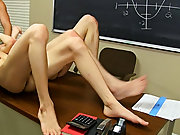 Videos of gay men sucking other men toes and young...