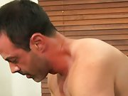 Iraq men sucking big cocks male and men lets calf suck his cock tube at Bang Me Sugar Daddy