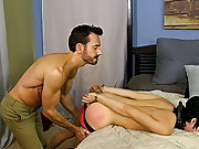 Masculine cute white guys gay with big dick and...