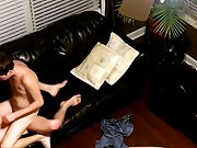 Feet fucking gay and pale boy suck cum - at Tasty Twink!