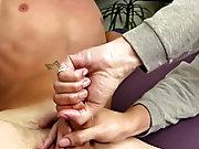 Black donkey dick masturbation and gay strange masturbation cum movie