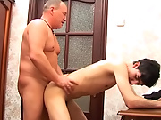 His big older lover appreciated that free hunk gay...