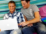 These 2 boyz Cameron Greenway and Ryan Stone are young, hot, and horny gay twinks movie club