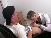 Twink young brother at Staxus