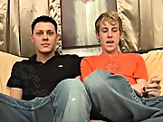 Aiden and Dustin licking ass boy twink porn