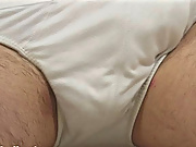 Time to relax at home gay cor masturbation