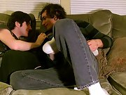 Twinks anal orgasm tube and twink brothers jack off together - at Tasty Twink!