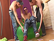 Male group sex and men shirtless group at Crazy...
