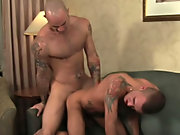 Gorgeous hunks shaved cocks jerk off and xxx naked...