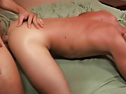 Guy feet and anal sex and twinks being stripped...