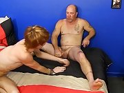 If you wanna see a worthy lad like Preston give it up to a gruff, coarse old daddy, then this is definitely the scene for you how to have male anal se