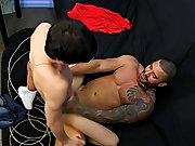 Sexy young men in the locker room gay porn and self male anal sex pics at Bang Me Sugar Daddy