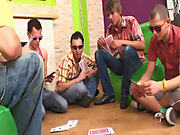 Gay leather bikers in yahoo groups and force fwd gay group soccer at Crazy Party Boys