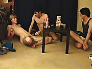 """ This is a long movie scene for u voyeur types who like the idea of watching these chaps get naked, drink, talk and play immodest games amtuer g"