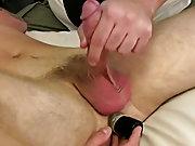 Emo men masturbation video and male masturbation peeing porn