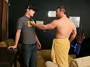Young nude indian gay fucking and tortured muscular...