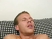 I decided to take advantage of the situation and asked to of the guys to stay after my Christmas party gay blowjob 1st
