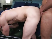 Young twink fucked wearing panties and gay monkey...