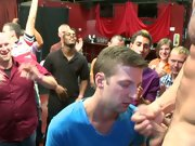 Gay group orgy and group gay sex videos at Sausage Party