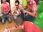 Male male tickling groups and trading groups for financial instruments at Crazy Party Boys