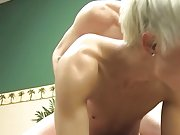 Twink taking multiple loads up his ass vid and video of latino twink male spanked at Boy Crush!