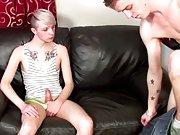 Gay sex porno big cock teen hunk blonde underwear and nice big sexy asses gay porn with big cock - Euro Boy XXX!