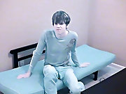 Homemade male make masturbation toy and mobile young twink bend over - at Boy Feast!