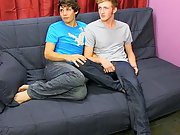 Big dick twink speedo and hung cock fucking a clear blow up doll - at Real Gay Couples!