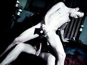 Bikini twink tubes and hanged twink - Gay Twinks Vampires Saga!