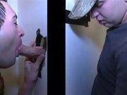 Video gay men blowjob and gay boy gets blowjob from...