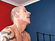 Kissing and fondling the hot twinks, he just does not want to pass over his luck gay group anal sex