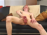 Max likes sock play masturbation process males