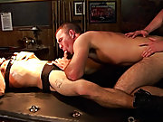 Handsome gets on his back to take an aggressive pounding up the ass sex mpg group gay at Backroomfuckers