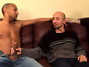 His first huge cock group gay cocks