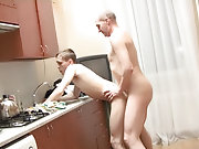 He wants to tear him open in passion sucks fucks mature se