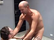 What a lovely workout matured gay sex free clips