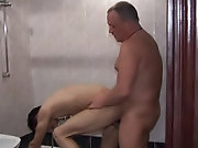 The Machiavellian boy opens his way out and wraps the lips around the meaty cock free live naked mature men