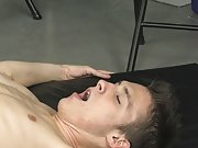 Levon Meeks is irritated by Leo Page's inability to focus on yearbook committee duties free gay big cock twink at Teach Twinks