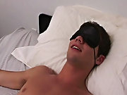 I continued to work that dick as he grips the sheets with his hands and begins to sweat working guys masturbate