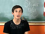 You'll enjoy his scenes more when you're finished gay twink gangbang at Teach Twinks