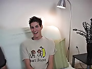 When he showed up benefit of his shoot we got him in mien of the camera my first time gay