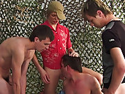Welcome to the special BB gay piece, guy, and make a note of c depress primed for equal more cocksucking and bareback ass fucking military army navy m