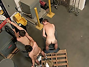 Two guys were messing around at work when their young boss caught them health mental healt