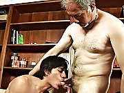 Wasting his precious hardness and seed when he's got his older lover to harvest these twink gems russian nude boys