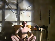 Gay Home Clips dungeon gay male escor