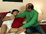 While he is sucking away on his granite-like shaft, his older lover starts to against his asshole to prep him for what is to come gay boy sex toy
