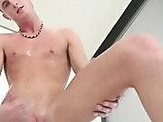 He quickly cleaned up and headed off to his next class naked men masturbation